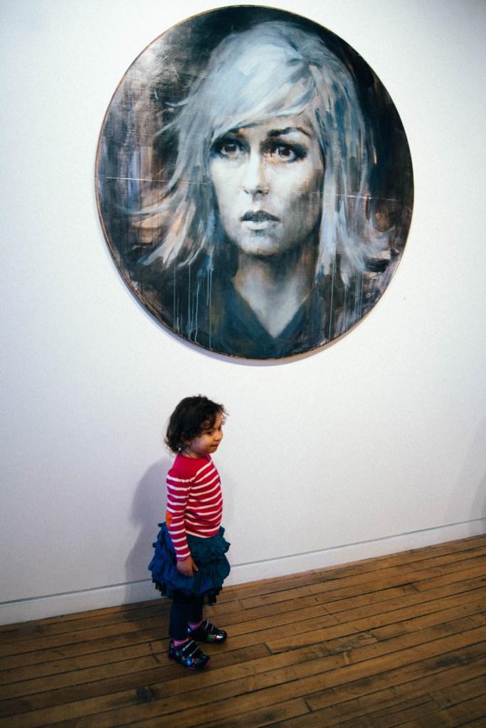 Detroit art gallery
