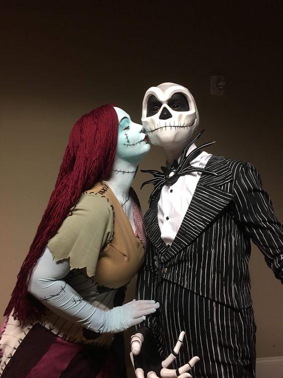 Nightmare Before Christmas Halloween Costume Ideas