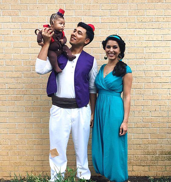 Aladdin Halloween Costume Ideas