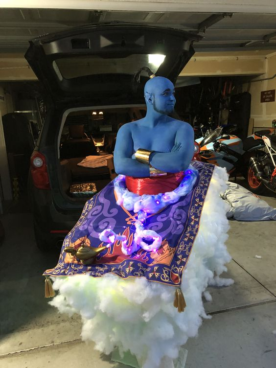 Genie Halloween Costume Ideas