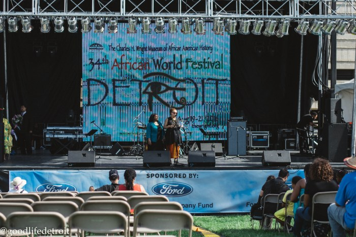 34th Annual African World Festival Detroit