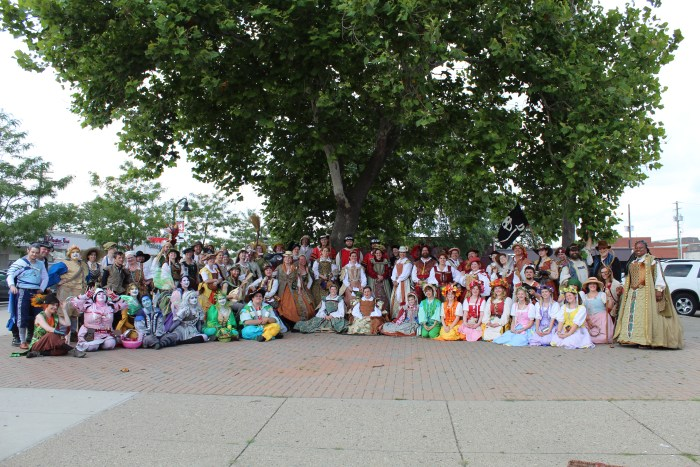 Michigan Renaissance Festival resident cast