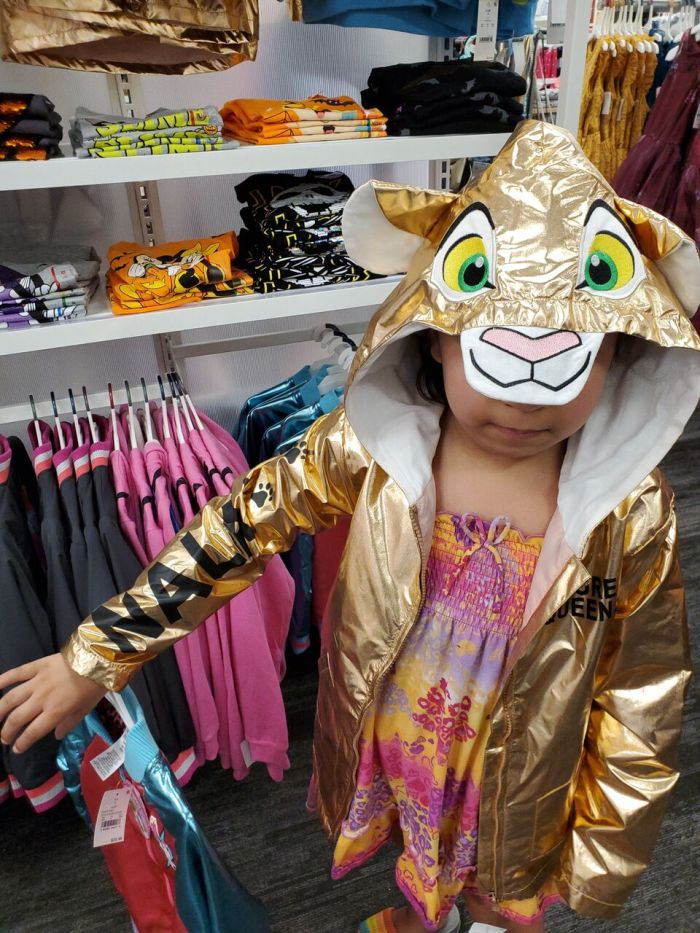 Nala Lion King Jacket