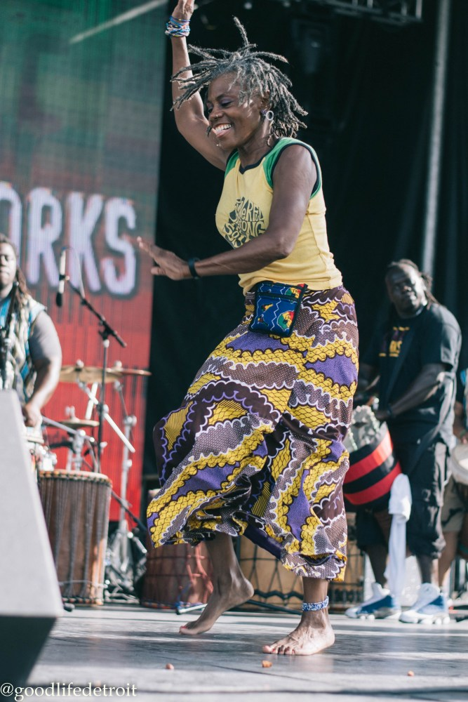 Detroit African World Festival