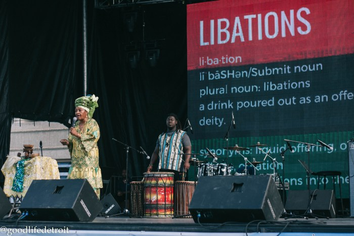 Libations African World Festival