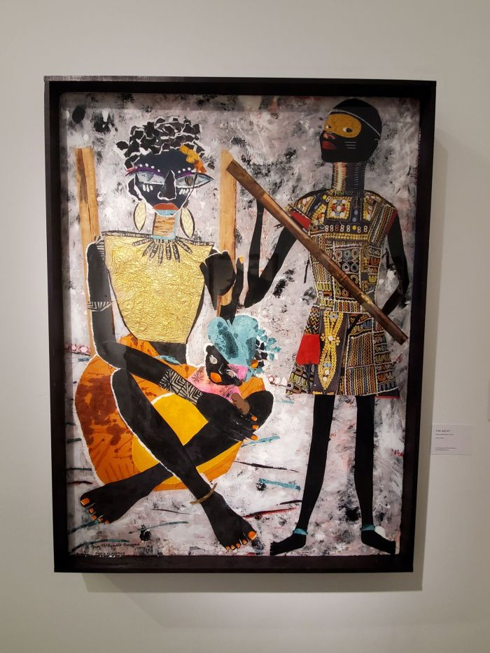 The Griot Judy Bowman Detroit Art