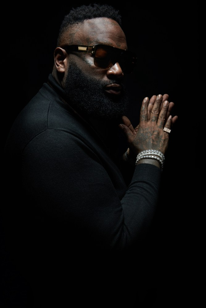Rick Ross exclusive interview with Allison Kugel