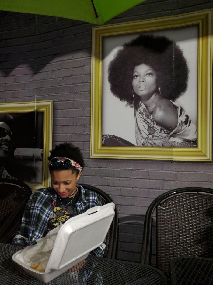 Diana Ross Detroit