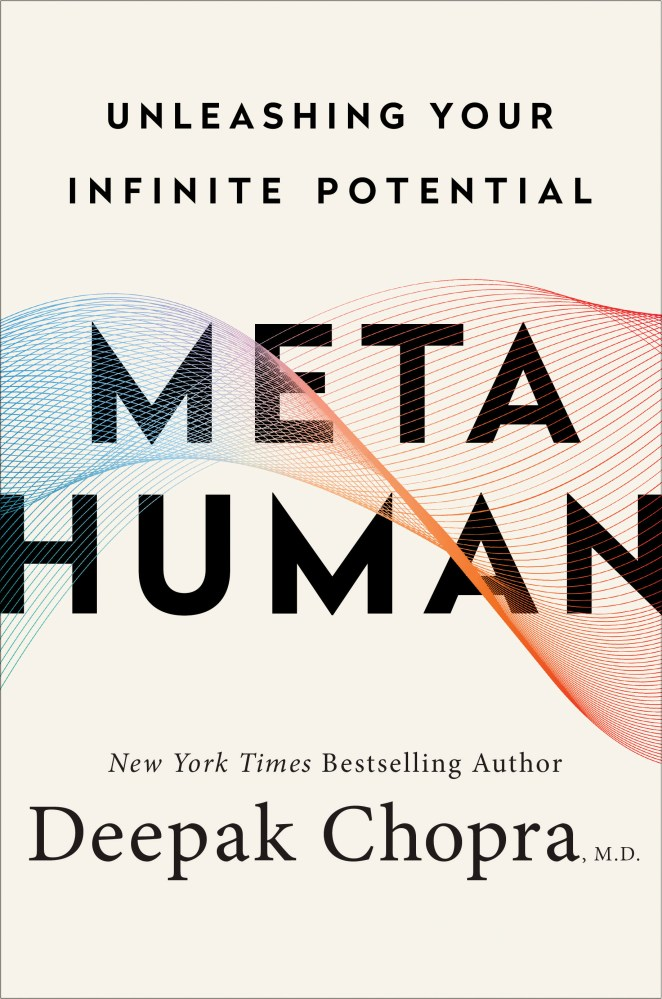 Deepak Chopra Metahuman Book