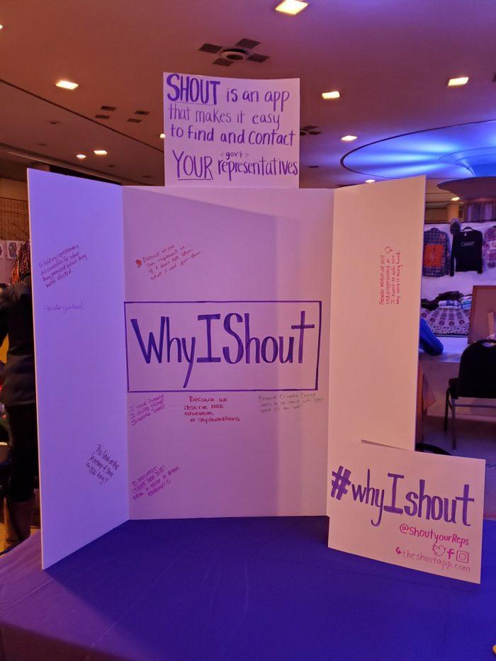 Shout App TEDxDetroit