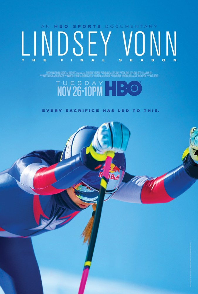 Lindsey Vonn documentary