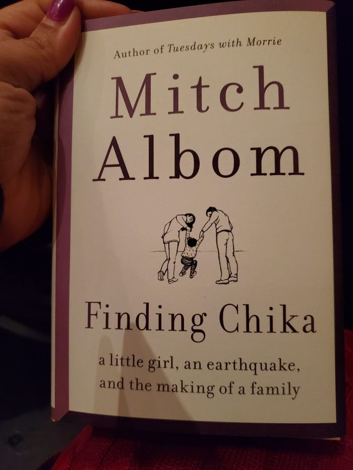 Mitch Albom Finding Chika