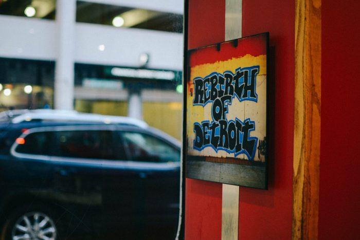Detroit Photography: Rebirth of Detroit