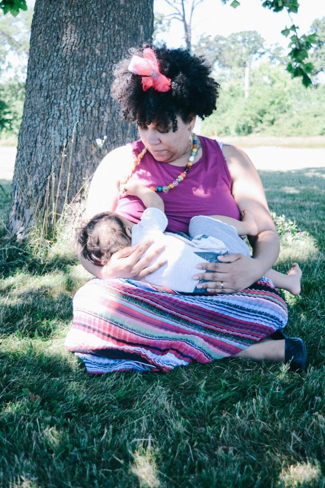 Breastfeeding toddlers tips