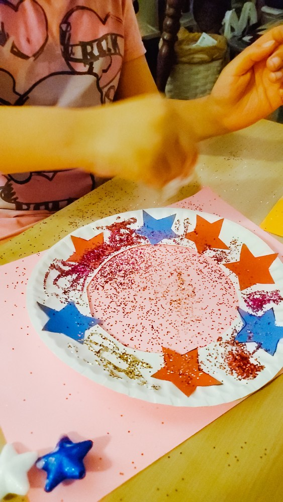 4th of July Craft Idea for Kids