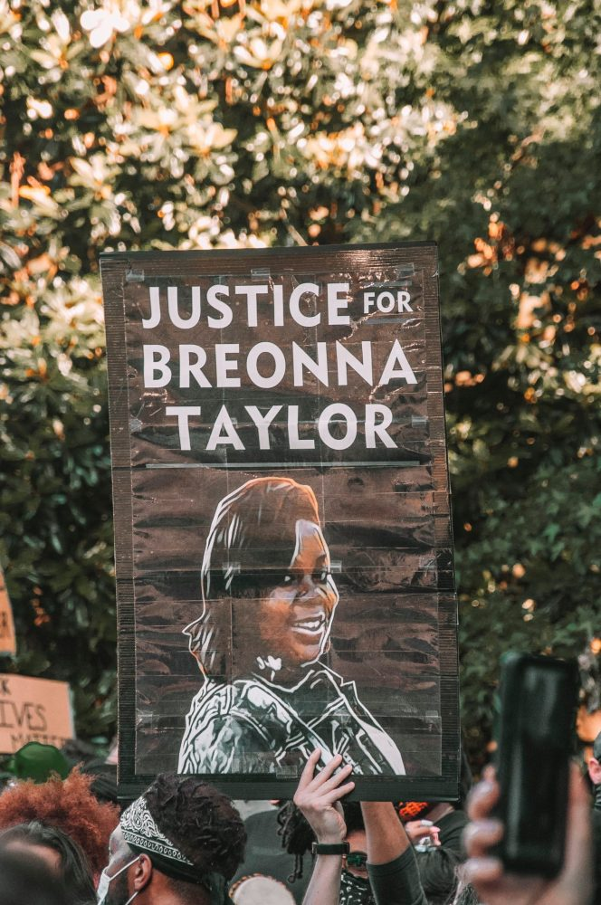 Black Lives Matter: For Breonna, George, Ahmaud and All of Us on the Margins