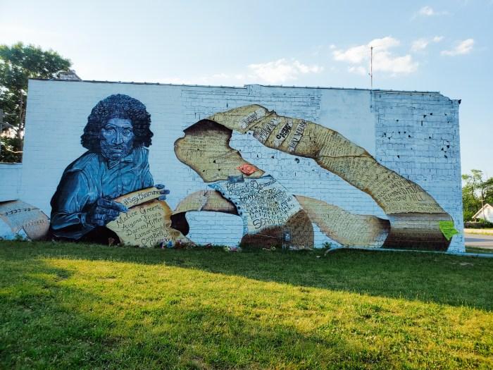 20 Must-See Detroit Murals | My Favorite Detroit City Street Art