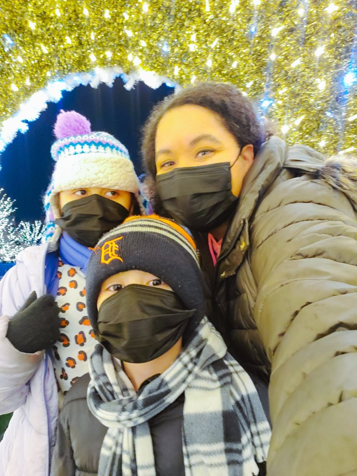 Beacon Park Christmas Lights: Family Fun at Light Up Beacon Park
