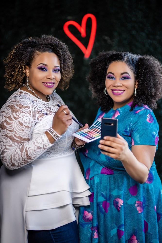 Four Bold Summer Makeup Looks That Pop! Detroit makeup artist Tiffany Jordan shares her beauty styles and tips.