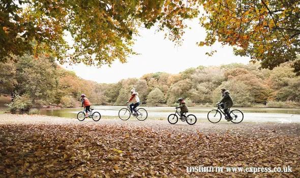 อังกฤษ, เมืองสุขภาพ, healthy City
