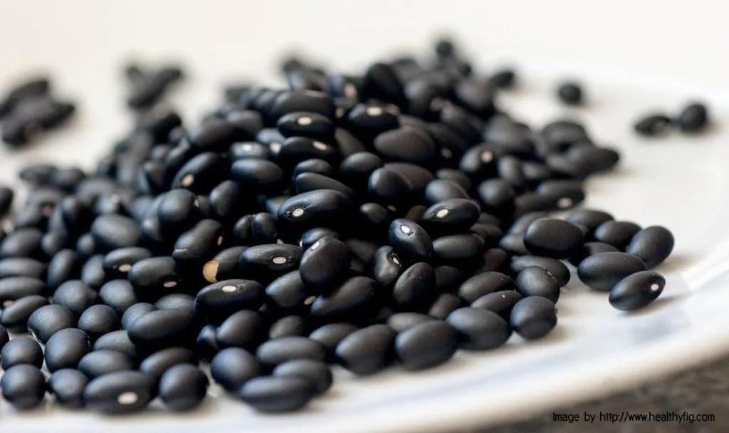 ถั่วดำ, ต้านมะเร็งลำไส้, Black Foods, อาหารสีดำ, ของดำ, อาหารสีดำดูแลสุขภาพ, อาหารเพื่อสุขภาพ