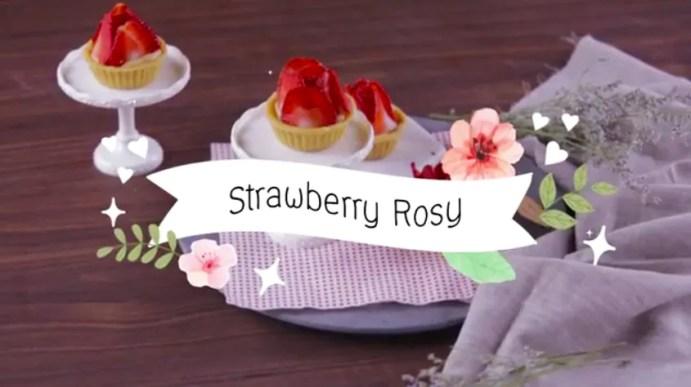 Strawberry Rosy