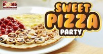 Sweet Pizza Party