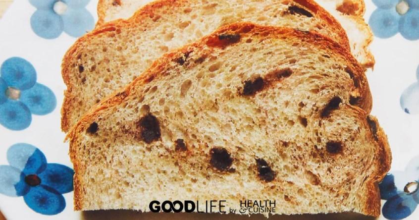 ขนมปังช็อกโกแลตชิปถั่วแดง