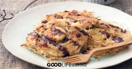 Rice Vermicelli Pancake