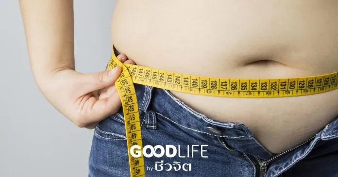 ความอ้วน, โรคอ้วน, โรคที่มากับความอ้วน, อ้วน, ลดความอ้วน