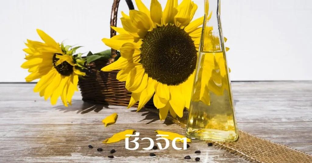น้ำมันดอกทานตะวัน, น้ำมันทานตะวัน, น้ำมันรำข้าว, น้ำมัน, น้ำมันที่ดีต่อสุขภาพ