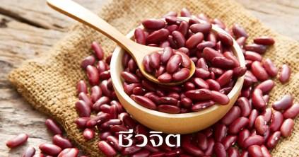 ถั่วแดง, ลดความอ้วน, ลดพุง, โปรตีนถั่วแดง, อาหารโปรตีนสูง