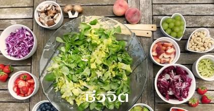 อาหารมังสวิรัติ ช่วยลดความอ้วน