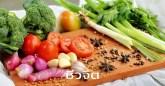 ผัก, วิธีป้องกันท้องอืด, ท้องอืด, กิน, อาหารชีวจิต