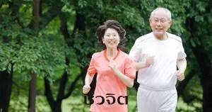 อาหารเพื่อสุขภาพ, ผู้สูงอายุ