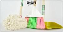ทำความสะอาดบ้าน ปัญหาคิดไม่ตก