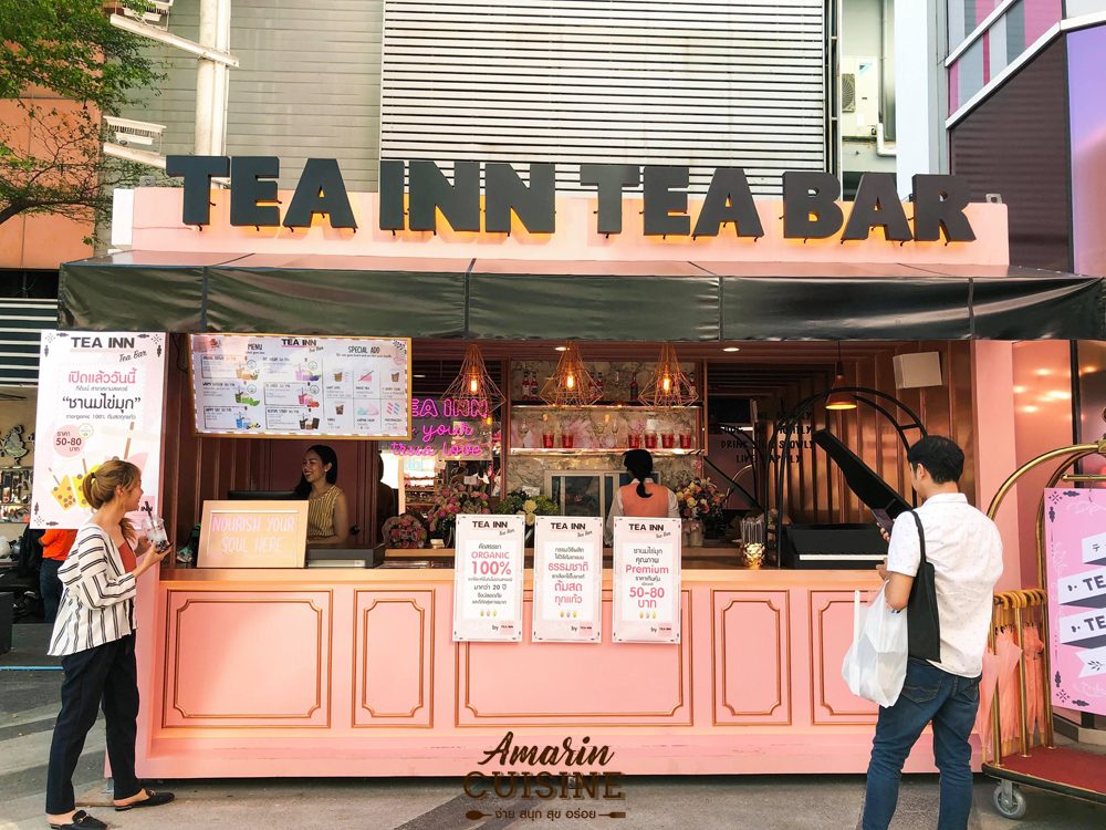TEA INN TEA BAR