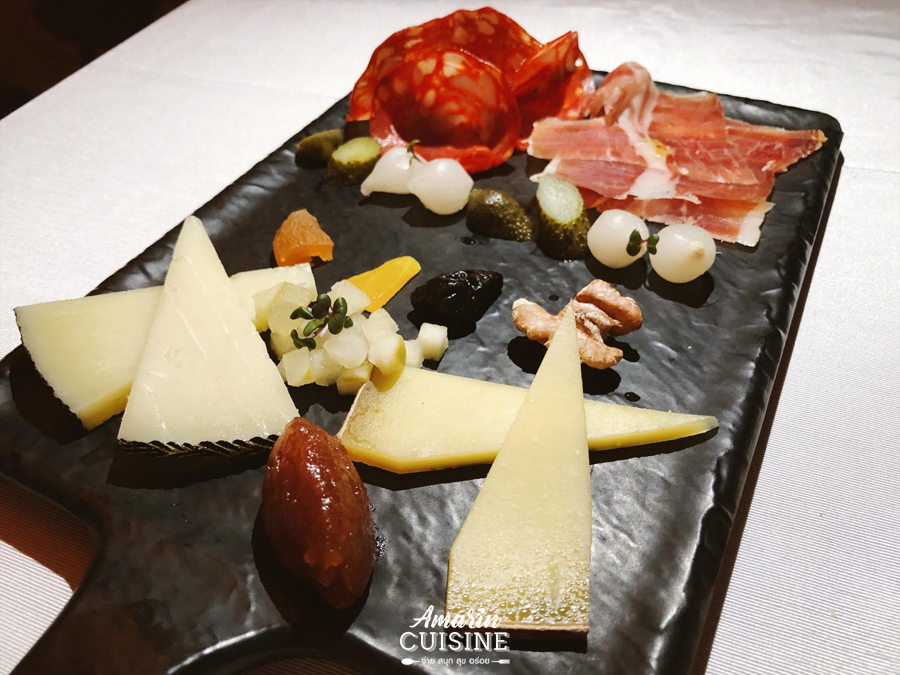 Assorted Cold Cuts & Cheese