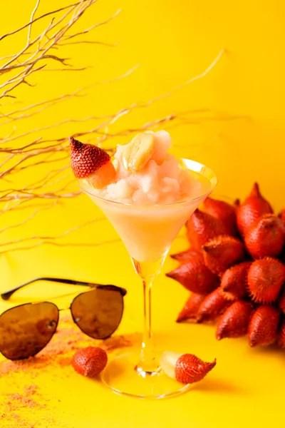 ไอศกรีมมะม่วง-แตงโมปลาแห้ง-มะยงชิด-สละลอยแก้ว-ไอศกรีมกะทิ
