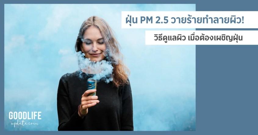ฝุ่น PM 2.5