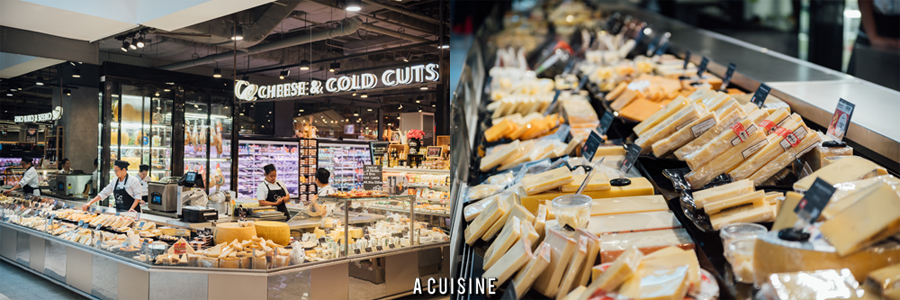 CHEESE & COLDCUTS