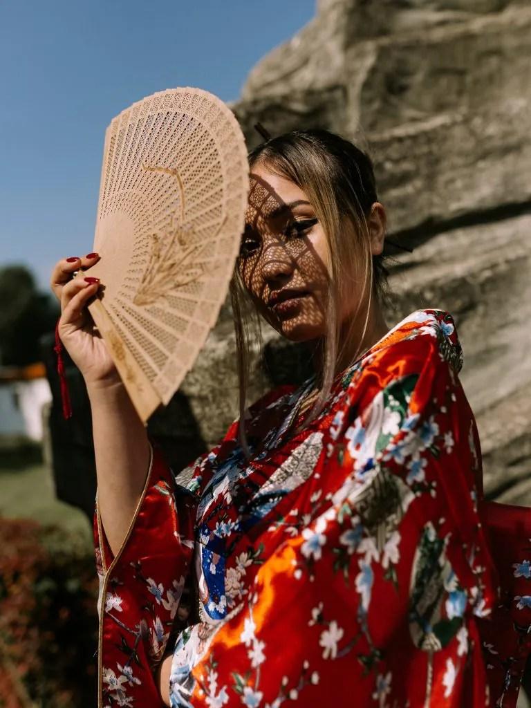 วิธีคลายร้อน ตามแบบฉบับของคนญี่ปุ่น