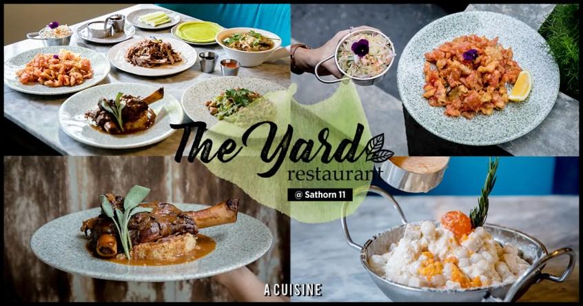 The Yard Restaurant