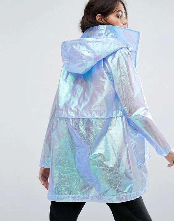 เสื้อกันฝน อัปเดตลุคสวย อินเทรนด์ต้อนรับหน้าฝนแบบมั่นใจ ไม่กลัวเปียก