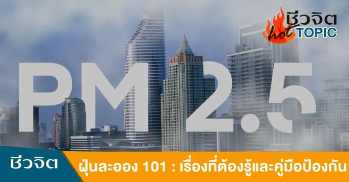 ฝุ่นละออง PM2.5