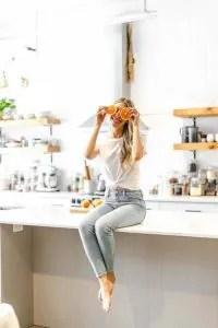 หยุดความหิว ควบคุมอาหาร วิธีลดน้ำหนัก