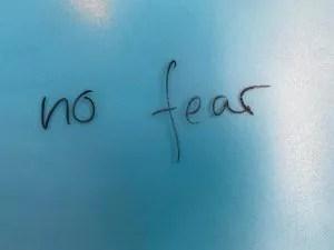 ข้อคิดดีๆ ในการใช้ชีวิต วิธีจัดการความกลัว วิธีเอาชนะความกลัว