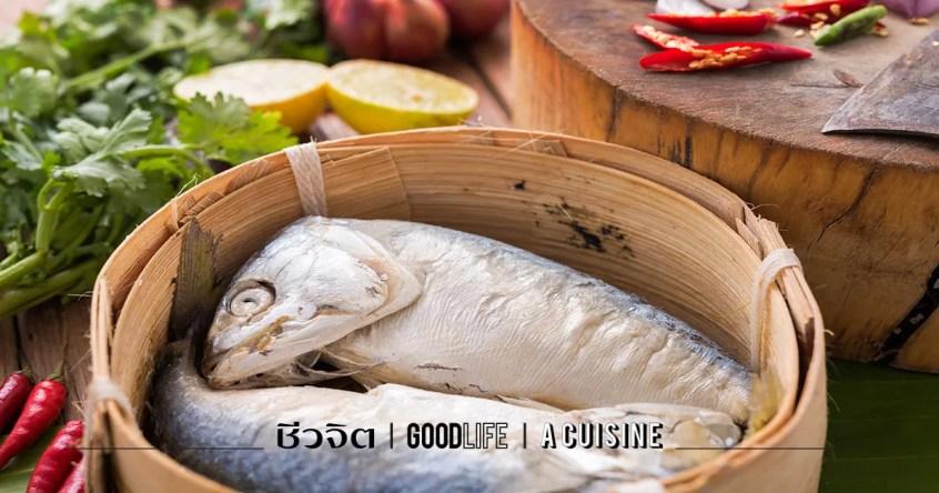 ปลาทูซาเตี๊ยะ, ปลาทู