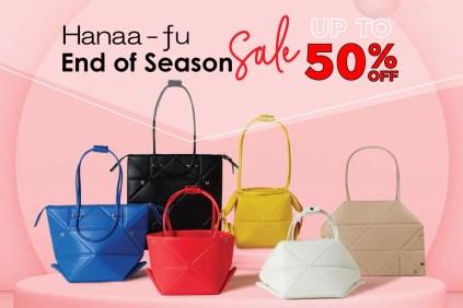 Hanaa-Fu กระเป๋าพับได้สไตล์ออริกามิ เติมเต็มชีวิตให้มีสีสัน