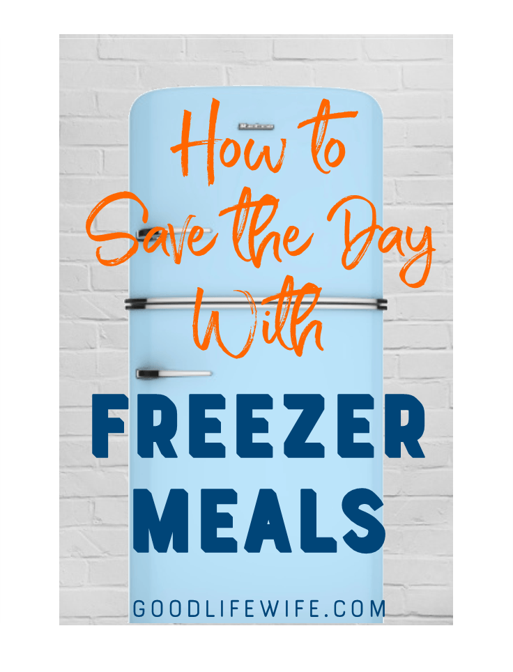 Save the day with freezer meals and pantry staples.
